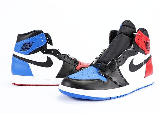 0b0910ca134 high-quality Air Jordan 1 Retro High OG Top 3 Debuts Tomorrow ...