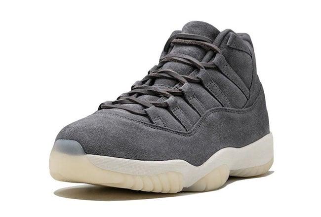 Air Jordan 11 Premium Suede Release Date