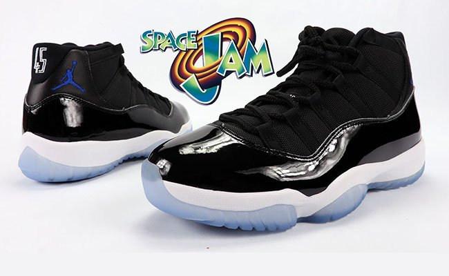 Air Jordan 11 Space Jam 2016 Sneakerfiles