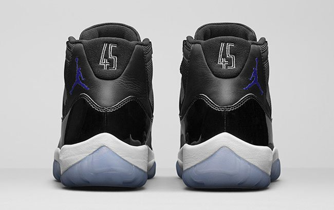 Air Jordan 11 Space Jam Official