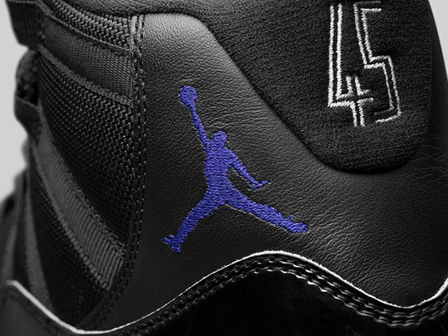 Air Jordan 11 Space Jam Official