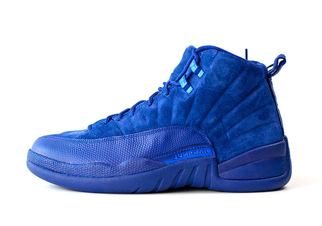 Air Jordan 12 Premium Deep Royal Blue November 2016