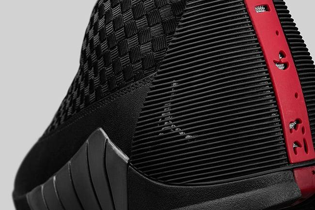 Air Jordan 15 OG Stealth Black Red