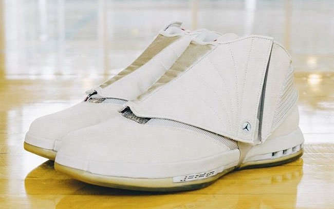 Air Jordan 16 Veterans Day PE