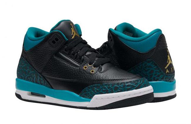 Air Jordan 3 GS 'Rio Teal' Release Date