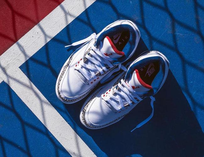 Air Jordan 3 True blue Early Release