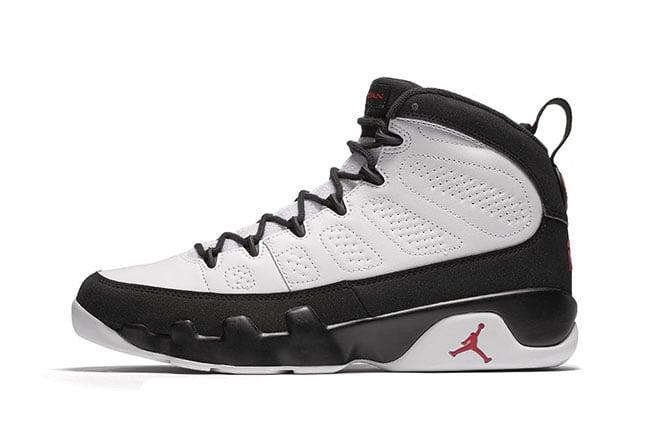 Air Jordan 9 Space Jam