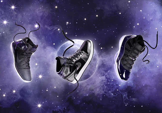 Air Jordan Space Jam Collection Release Date