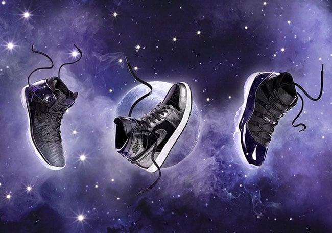 Air Jordan Space Jam Collection Release Date