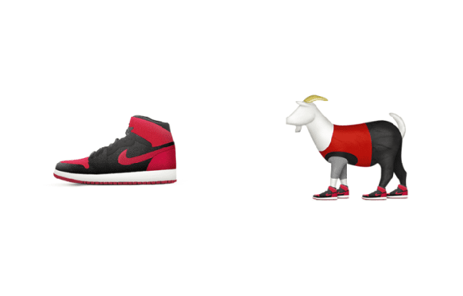 Air Jordan Emojis