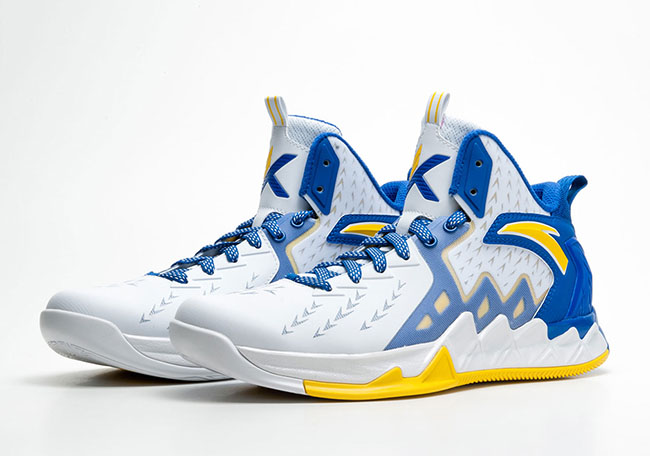 Anta KT 2 Warriors Colorways