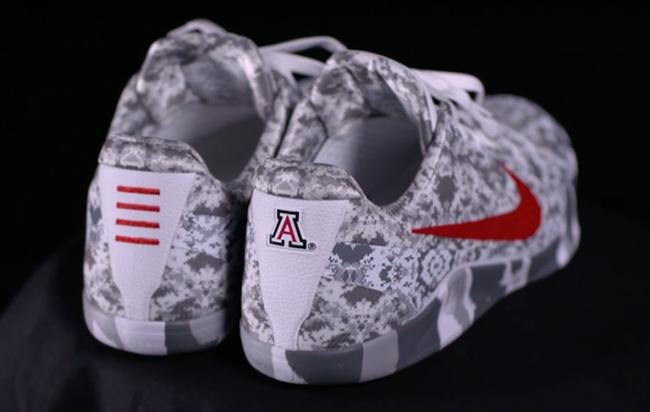 Arizona Nike Kobe 11 Camo