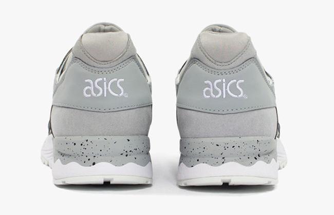 Asics Gel Lyte V Light Grey India Ink