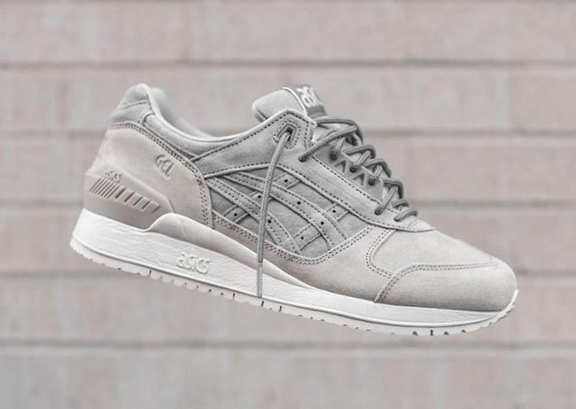 Asics Gel Respector Moonrock | SneakerFiles