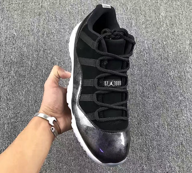 Barons Air Jordan 11 Low 2017