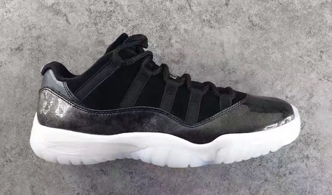 Barons Air Jordan 11 Low Retro