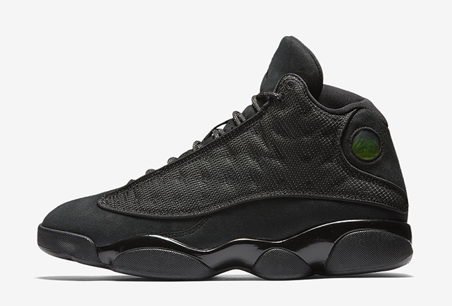 Black Cat Air Jordan 13 Official