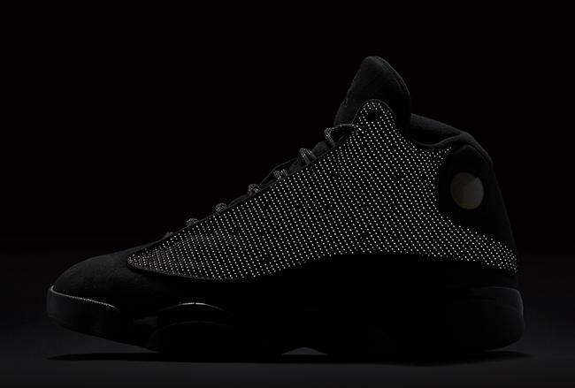 Black Cat Air Jordan 13 Official