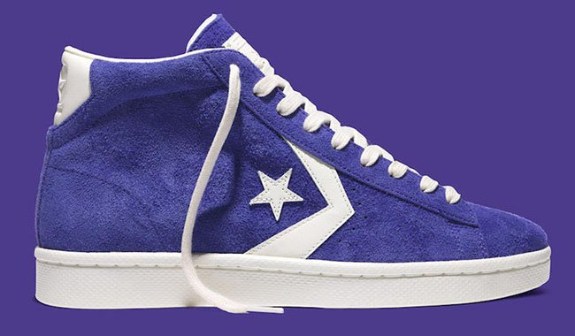 Converse Pro Leather 76 Vintage Suede Collection