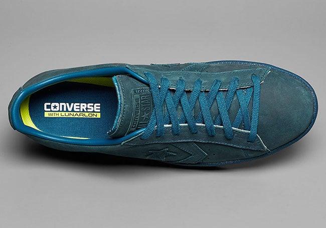 Converse Pro Leather OX Blue Lagoon