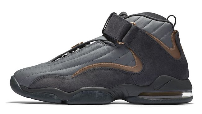 Copper Nike Air Penny 4