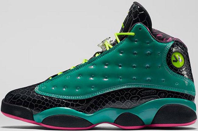 Fat Joe NYC Sneaker Store Air Jordan Restock