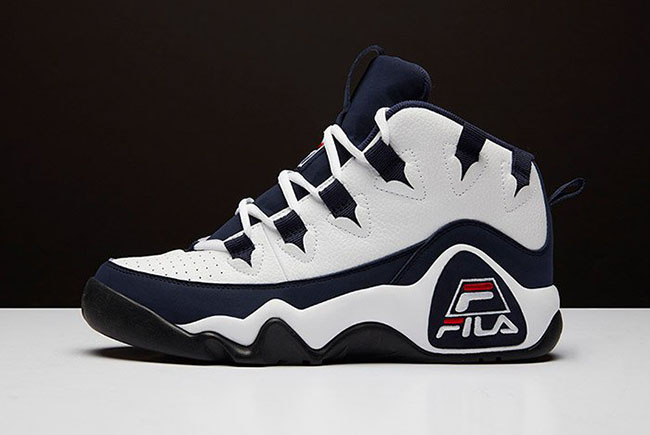Fila 95 Retro OG White Blue