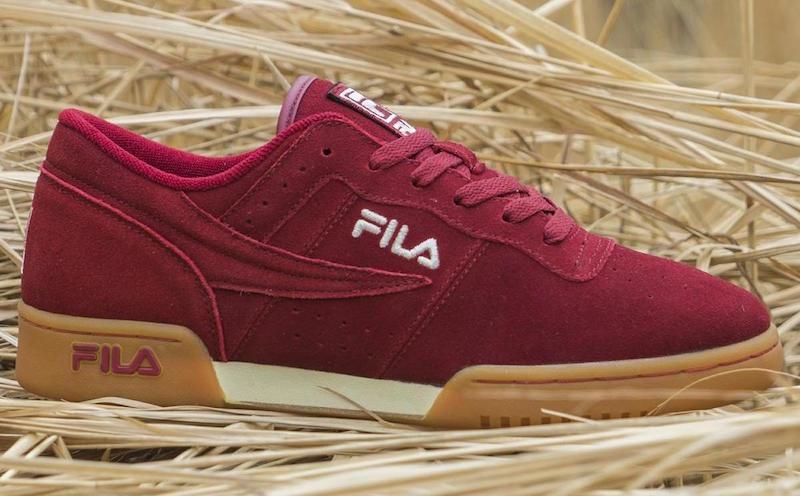 Fila Original Fitness Foliage Pack