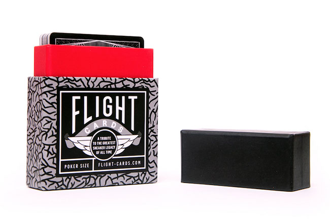 Flight Cards Air Jordan Retro