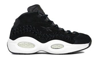 Hall of Fame Reebok Question Black Braid