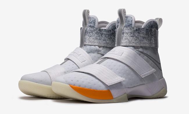 John Elliott x Nike LeBron Soldier 10 Release Date