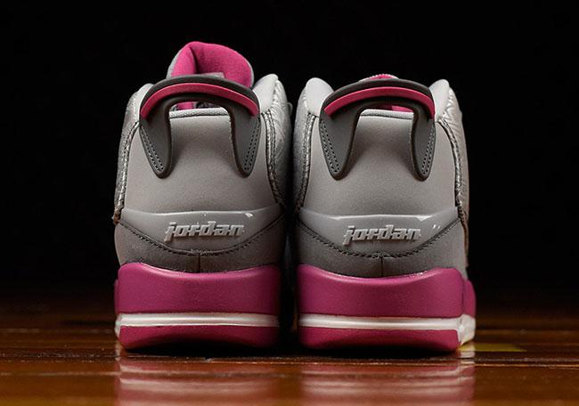 Jordan Dub Zero GS Vivid Pink
