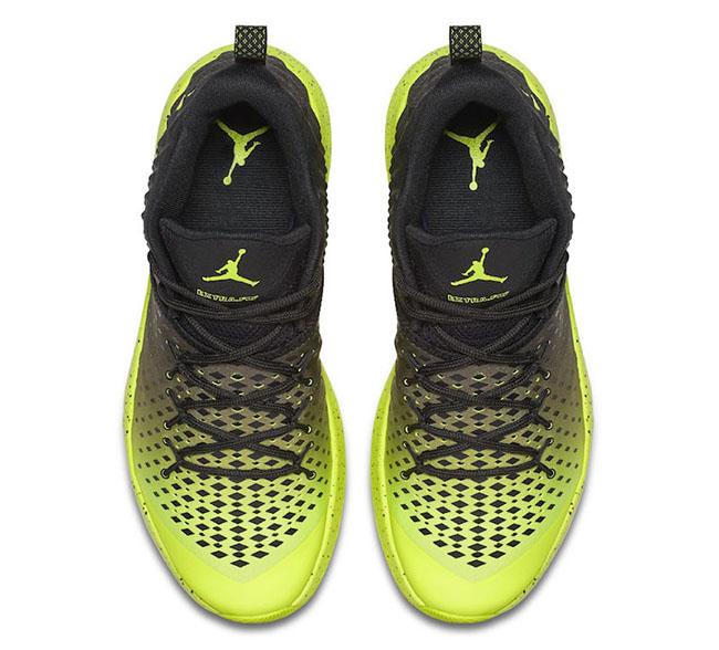 Jordan Extra Fly Volt Black