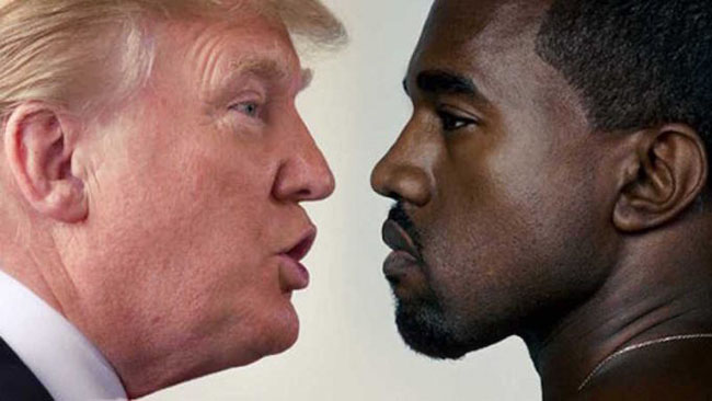 Kanye West Voted for Trump
