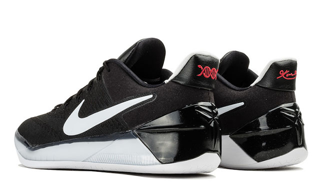 Kobe AD Black White