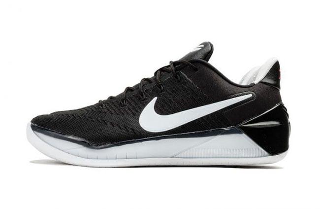 Kobe AD Black White