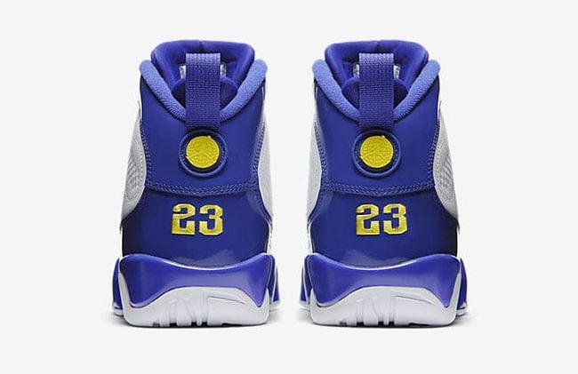 Kobe Air Jordan 9