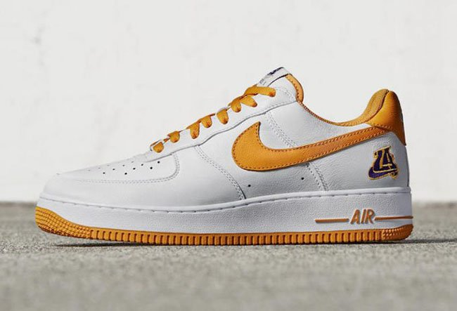 LA Nike Air Force 1 Low Los Angeles 2016