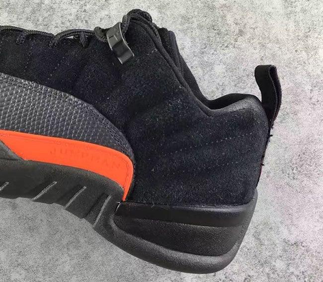 Air Jordan 12 Low Max Orange Release Date  48322fbb2735