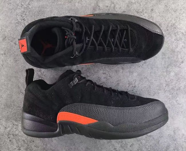 best service 6ebb0 ecafb Air Jordan 12 Low Max Orange Release Date | SneakerFiles