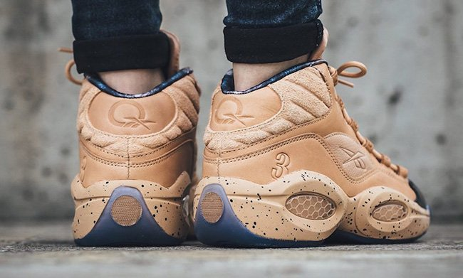 Melody Ehsani Reebok Question Mid On Feet