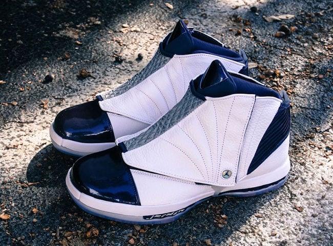 c01ffd0f62c Air Jordan 16 Midnight Navy 2016 Retro | SneakerFiles