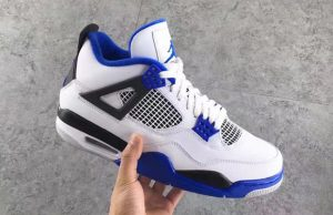 Motorsport Air Jordan 4 Retro 2017