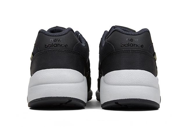 New Balance 580 Gore-Tex Black White