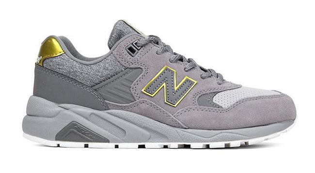 New Balance 580 Molten Metal