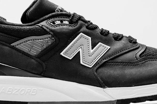 New Balance 998 Ash