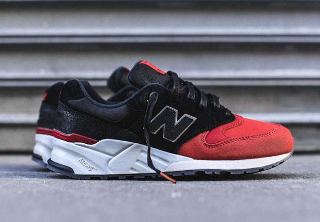 official photos e964b 702bd New Balance 999 Red Toe | SneakerFiles