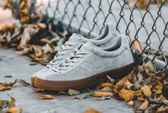 New Balance Tempus Grey Gum