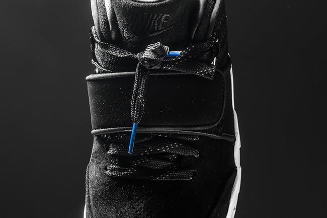 Nike Air Cruz Black Suede White