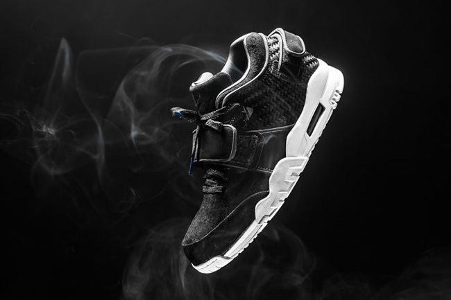 447810597b84 Nike Air Trainer Cruz Black Suede 777535-004
